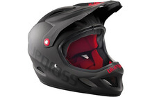Bluegrass Explicit Helm black/red